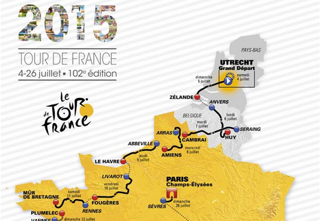 How to Watch Tour de France 2015 Live Online